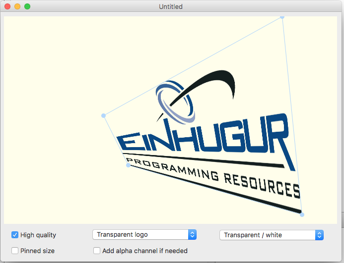 Einhugur Software - Plugin Libraries for Xojo